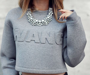 fashion, wang, and style image