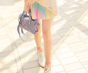 fashion and pastel image