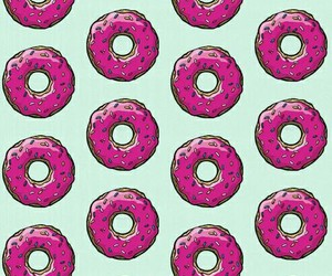 wallpaper and rosquillas image