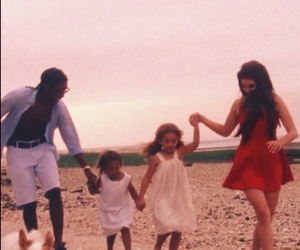 lana del rey, family, and girl image