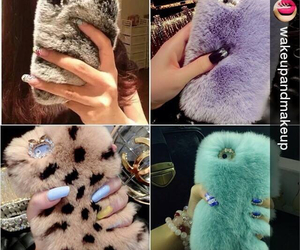 cases, iphone, and peluche image