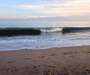 beach, love it, and sea image