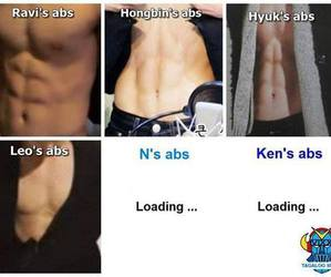 abs, vixx, and Leo image