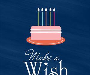 cake, happy birthday, and birthday card image