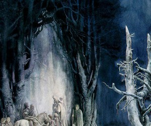 LOTR and tolkien image