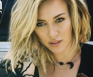 actress, Hilary Duff, and music image