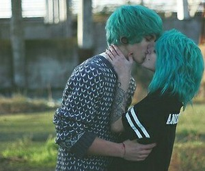 couple, love, and emo image