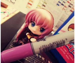 vocaloid, nendoroid, and copic image