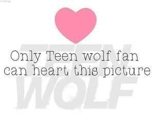 teen wolf and fan image