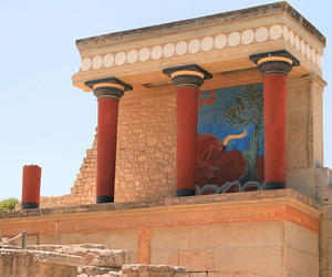 heraklion, crete tour, and knossos trip image