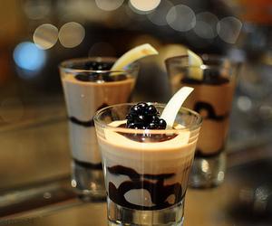 chocolate, food, and cream image