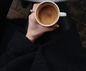 coffee and black image