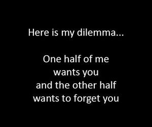 quote, dilemma, and selena gomez image