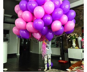 balloons and cute image