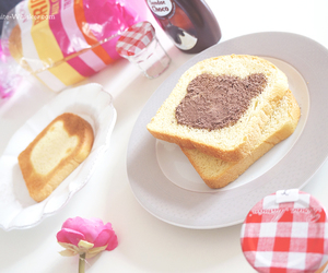 cute food, kawaii, and rilakkuma image