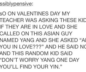 boyfriend, tumblr, and yang image