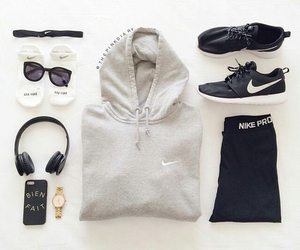 nike, style, and outfit image