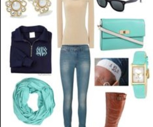 monogram, preppy, and rider boots image