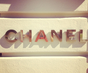 chanel, gold, and luxury image