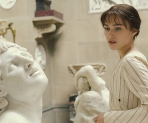 keira knightley, movie, and pride and prejudice image