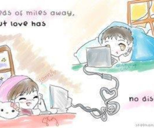 distance, love, and ldr image