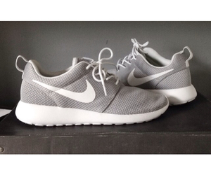 fitness, grey, and nike image