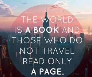 book, quote, and life image