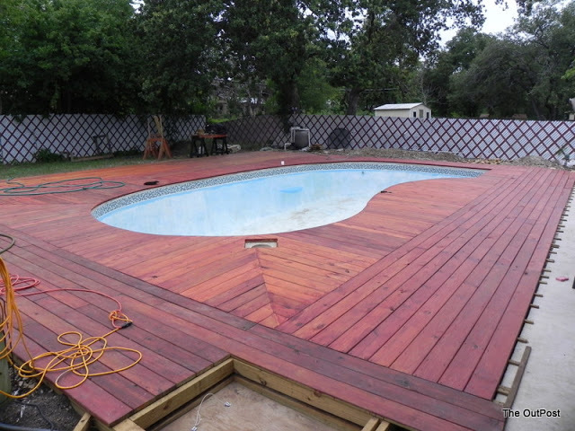 Fascinating Wooden Decks Around Inground Pool Design For Swimming Pool Wood Deck Plans Wooden Pool Deck Kits Above Ground Swimming Pools With Decks Pool Decks Above Ground Pools Fascinating Backyard Patio With
