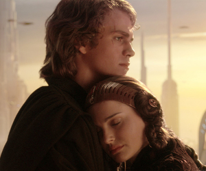 star wars, Anakin Skywalker, and padmé image