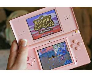 animal crossing, ds, and game image