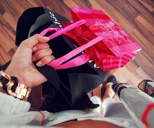 Victoria's Secret, shopping, and fashion image