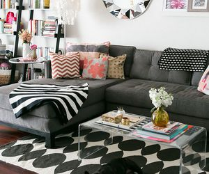 home, decoration, and apartment image