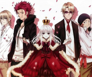 anime, kawai, and Queen image