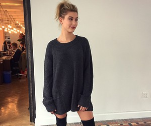 hailey baldwin, style, and model image