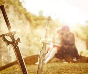 cosplay, sao, and sword art online image