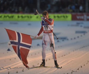 norway, Skiing, and cross country skiing image