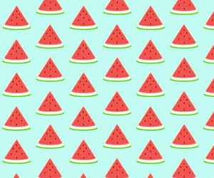 color, wallpaper, and watermelon image