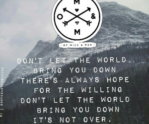 bands, austin carlile, and you're not alone image