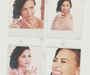 cool, demi lovato, and lovely image