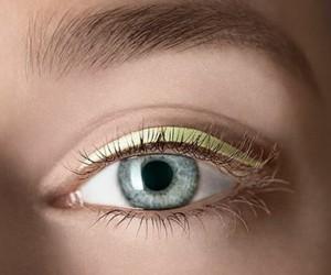 belleza, ojos, and ojos azules image