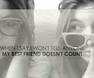 best friends, friends, and secret image
