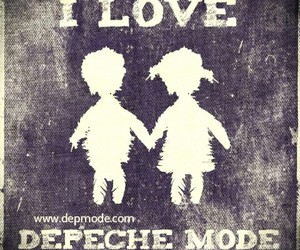depeche mode, fans, and playing the angel image