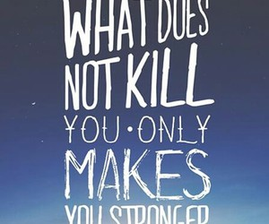 inspiration, Stronger, and quote image