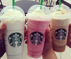 strawberry frappe image