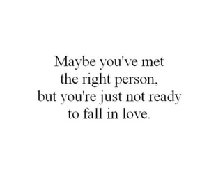 love, quotes, and fall in love image