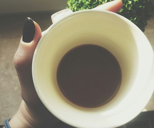 beautiful, coffee, and delicious image
