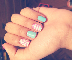 manicure, Marinero, and nails image