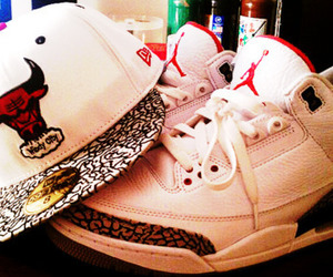 swag, dope, and jordans image