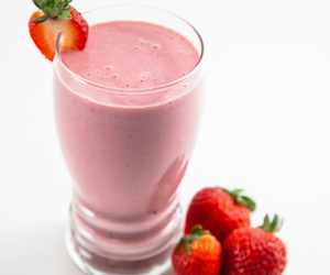 body, healthy, and smoothie image