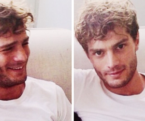 actor, christian grey, and boy image